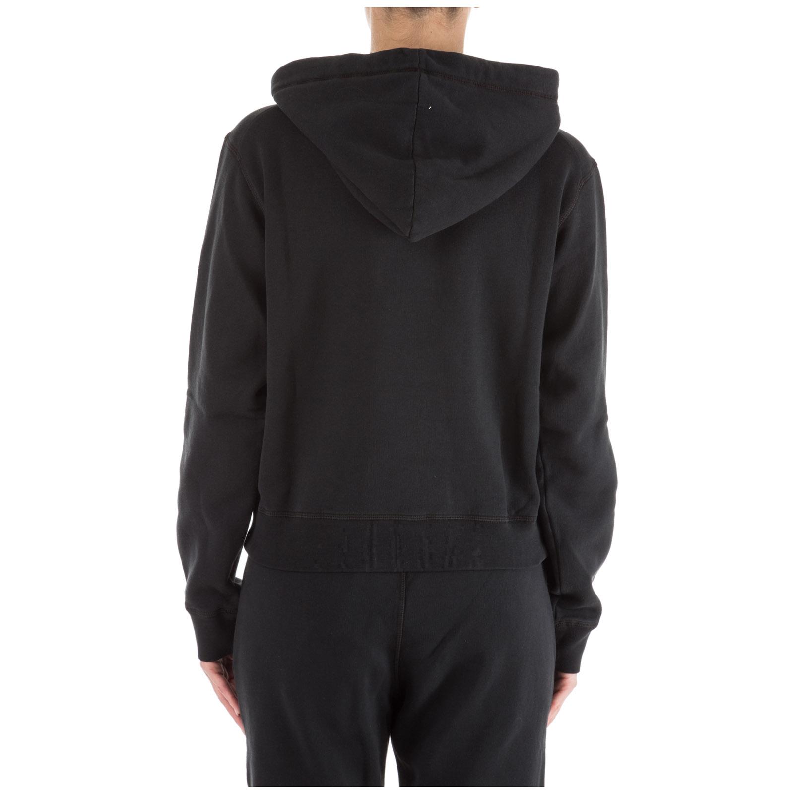 Women's sweatshirt hood hoodie logo