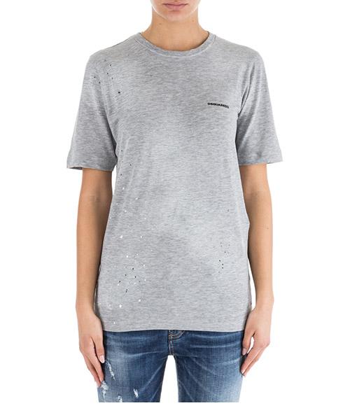 T-shirt Dsquared2 S75GC0861S22146857M grigio