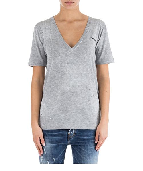 T-shirt Dsquared2 S75GC0862S22146857M grigio