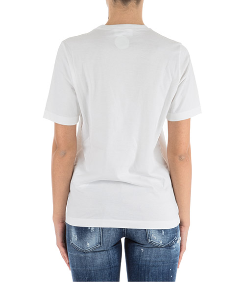 Women's t-shirt short sleeve crew neck round secondary image