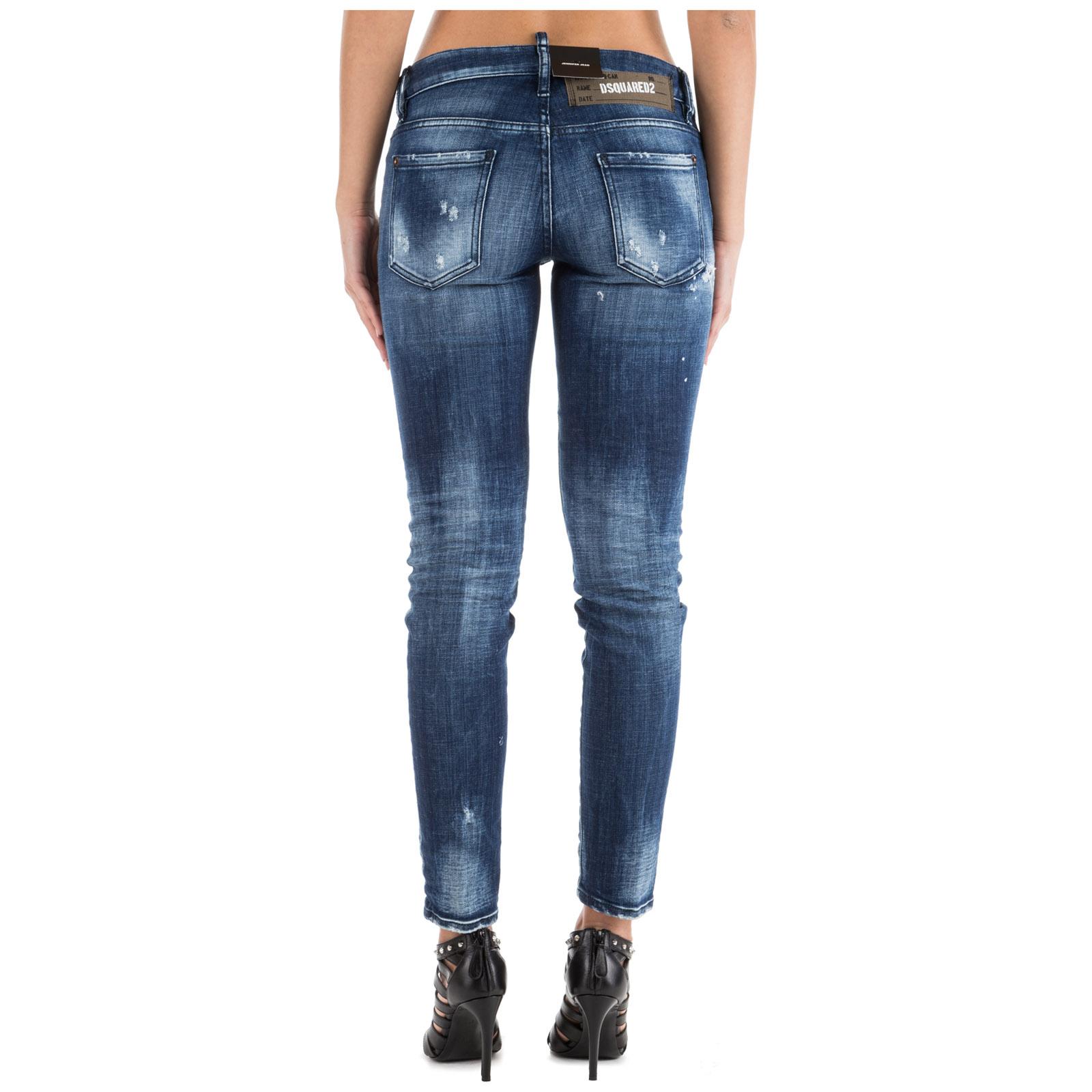 Jeans Dsquared2 S75LB0117S30342470 blu  9b2653e0d1c5