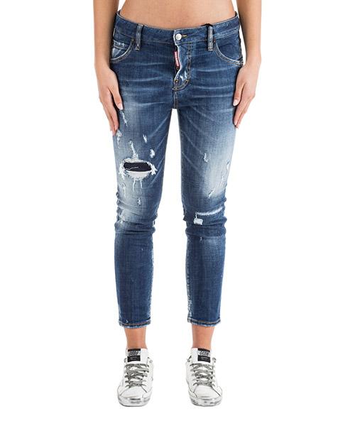 Jeans Dsquared2 S75LB0035S30342470 blu