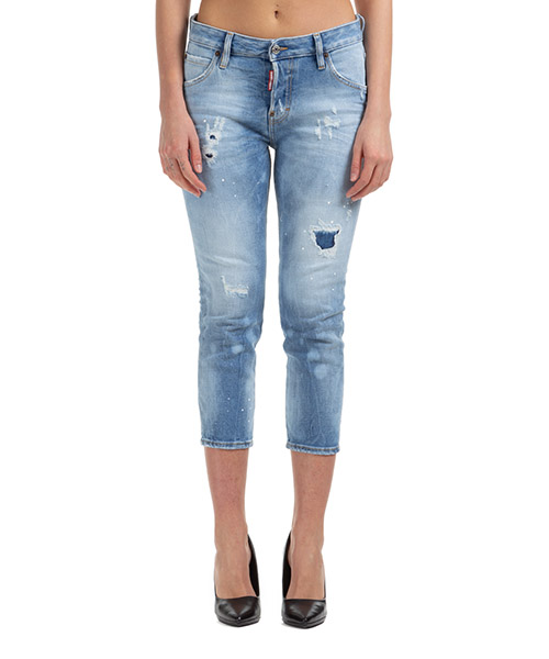 Women's straight fit jeans  hockney secondary image