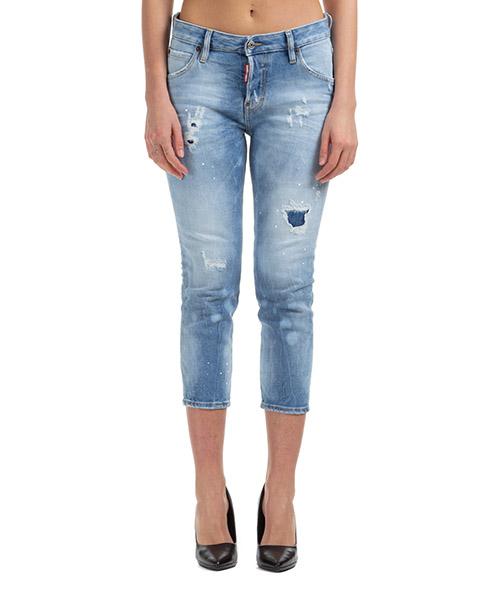 Damen gerade strechthose jeans  hockney secondary image