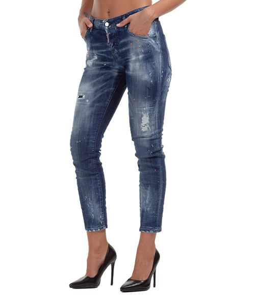 Jeans Dsquared2 Cool girl S75LB0359S30342470 blu