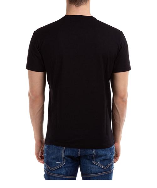 Men's short sleeve t-shirt crew neckline jumper icon secondary image
