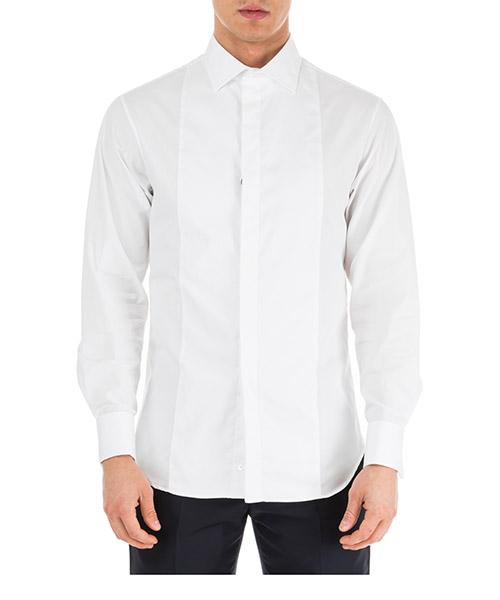 Рубашка Emporio Armani 01c54g0bc29100 bianco