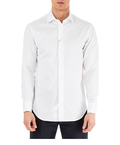 Рубашка Emporio Armani 01c60g0bc23100 bianco