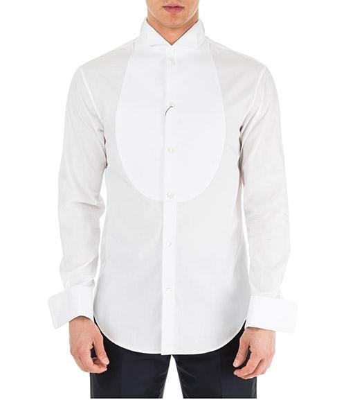 Camisa Emporio Armani 01C70G0BC29100 bianco
