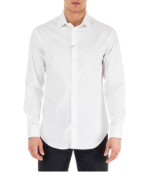 Рубашка Emporio Armani 01cm5l0bc45100 bianco