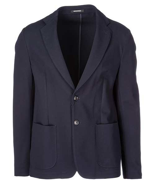 Куртка Emporio Armani 01G8700B030 blu