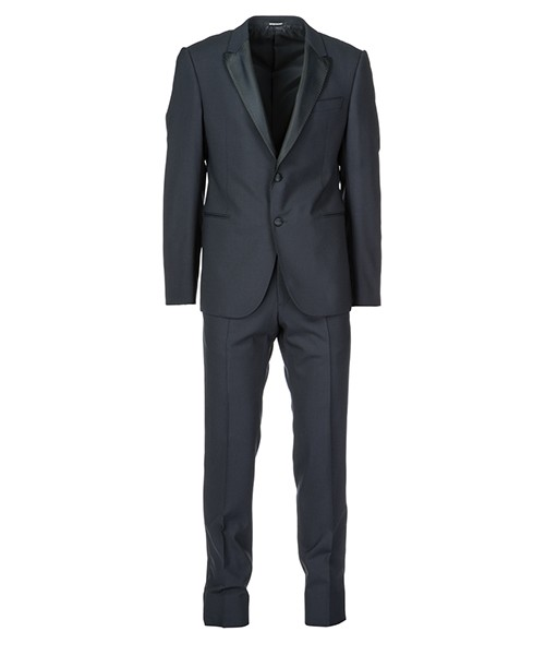 Vestido Emporio Armani 01VMOP0B006922 blu