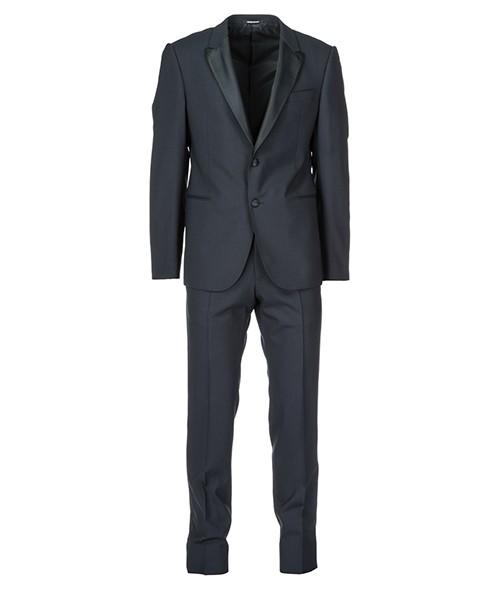Kleid Emporio Armani 01VMOP0B006922 blu