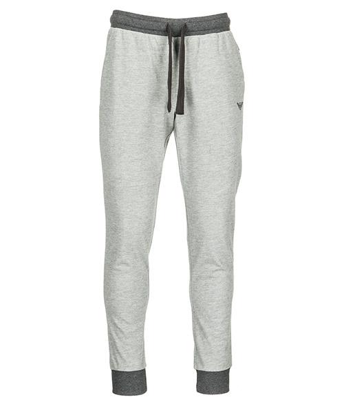 Спортивные брюки Emporio Armani 1116908A56601548 melange grey