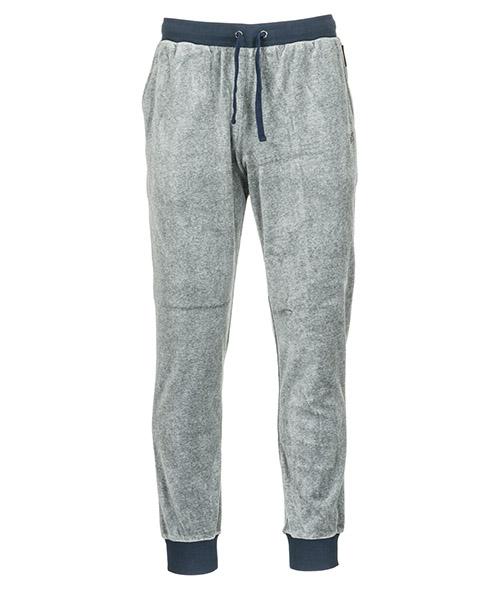 Pantaloni tuta Emporio Armani 1117778A58906749 dark grey melange