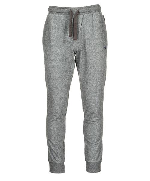 Спортивные брюки Emporio Armani 1117828A56357720 black / melange grey