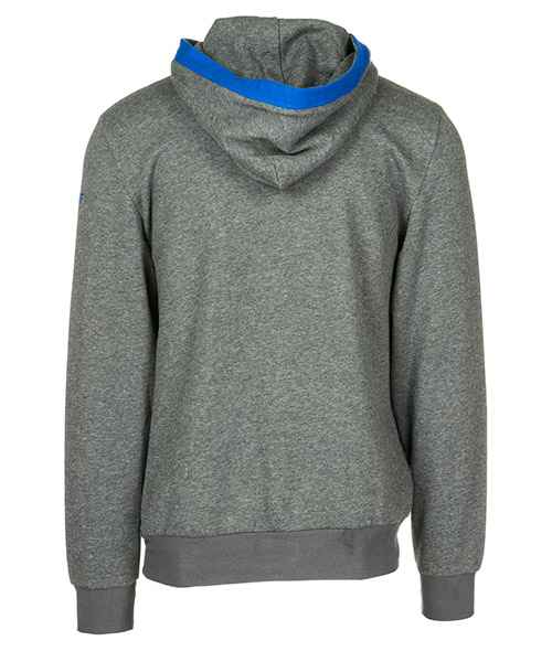 Men's sweatshirt with zip sweat secondary image