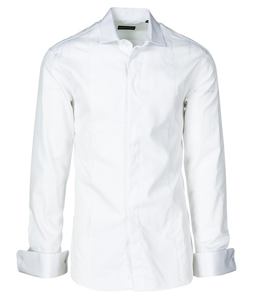 Men's long sleeve shirt dress shirt