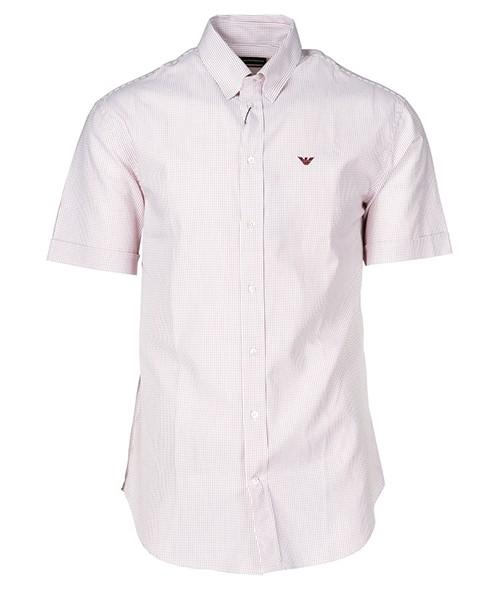 Herrenhemd kurzarmhemd herren t-shirt modern fit
