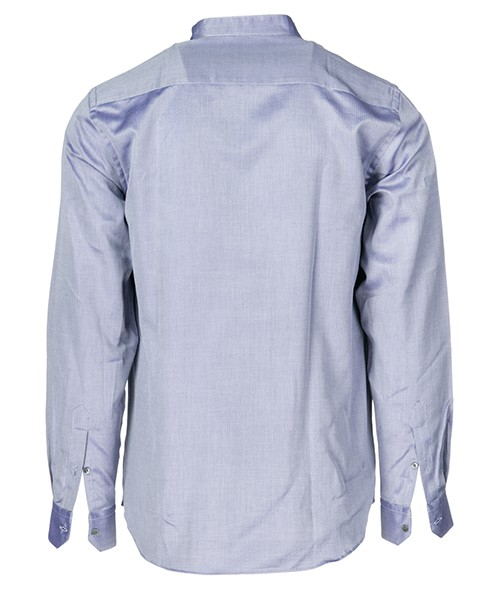 Herrenhemd hemd herren langarm langarmhemd modern fit secondary image