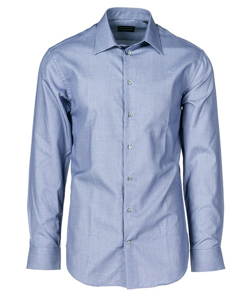 Camicia Emporio Armani 11CM5L11C34041 blu