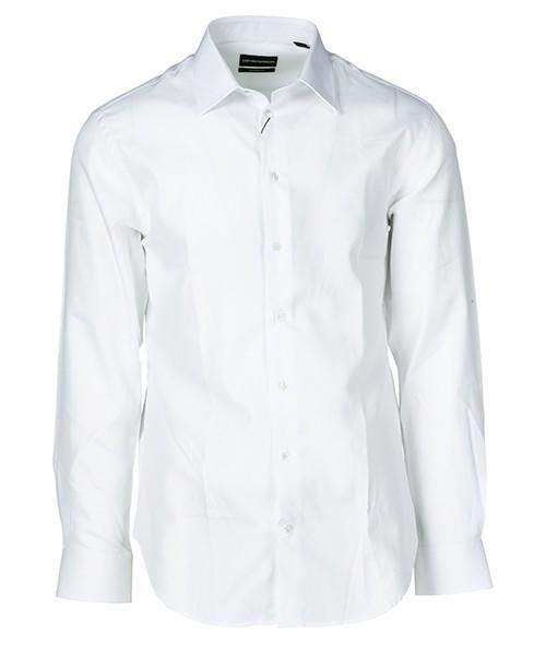 Camicia Emporio Armani 11CM5L11C53100 bianco