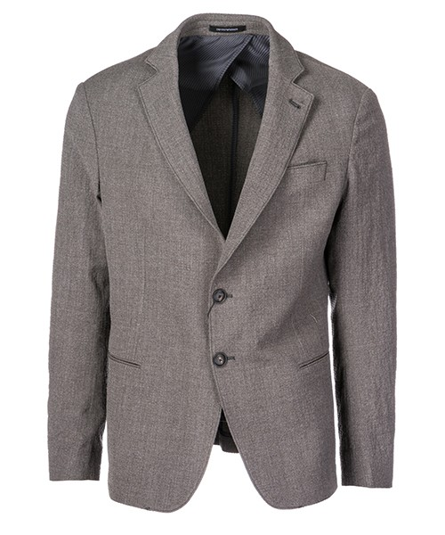 Jacke Emporio Armani 11G10S11S24 grigio