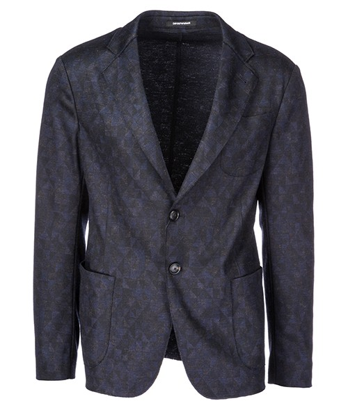 Куртка Emporio Armani 11G50S11S31 blu