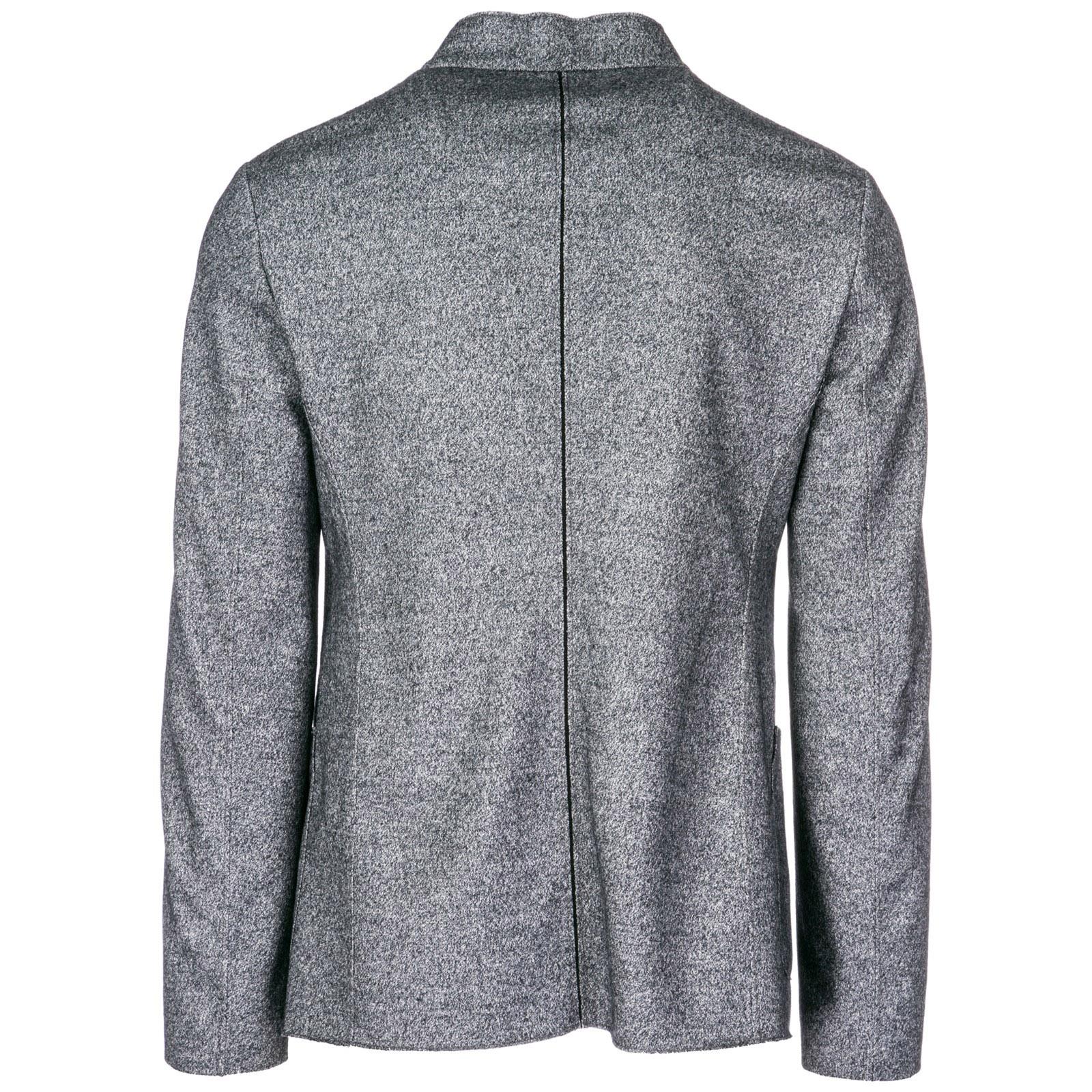 2fa7127a278d Jacket Emporio Armani 11G64S11S29 grigio