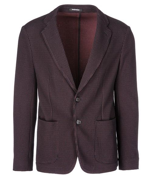 Jacke Emporio Armani 11G87S11S01 rosso