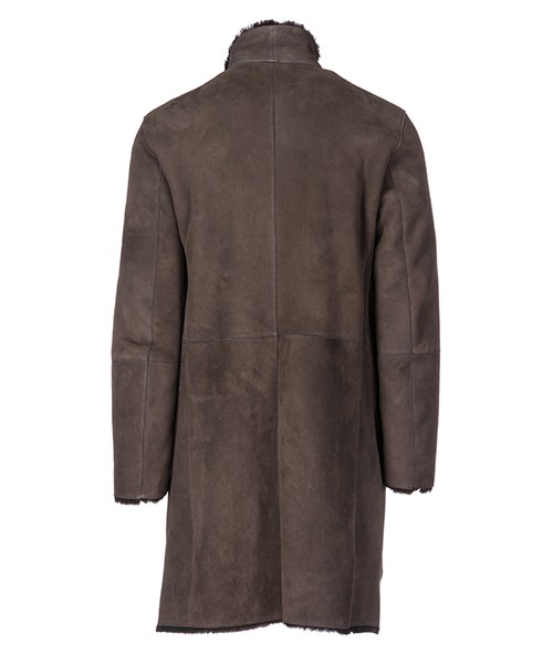 Men's coat overcoat secondary image
