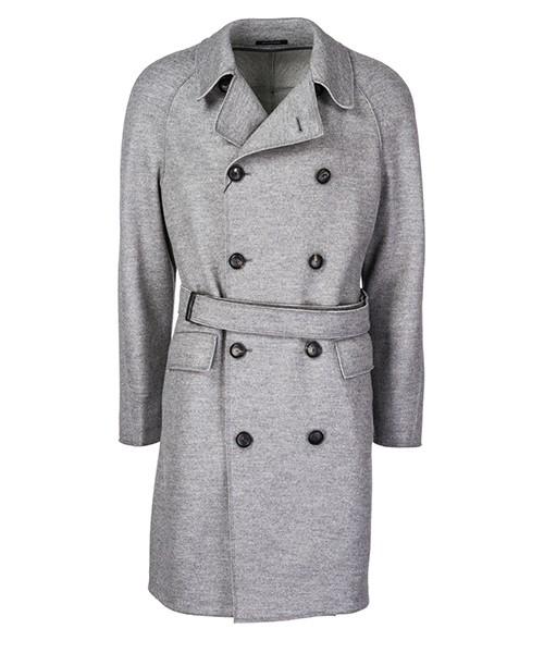 Cappotto Emporio Armani 11LC5011910 616 grigio