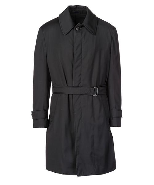 Cappotto Emporio Armani 11LCW001503 999 nero
