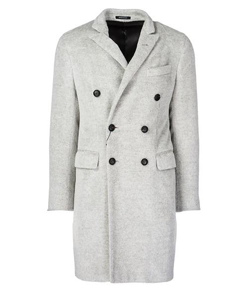 Cappotto Emporio Armani 11LSG011908 616 grigio