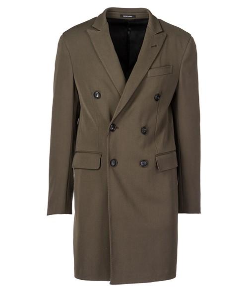 Cappotto Emporio Armani 11LSG011912 580 verde