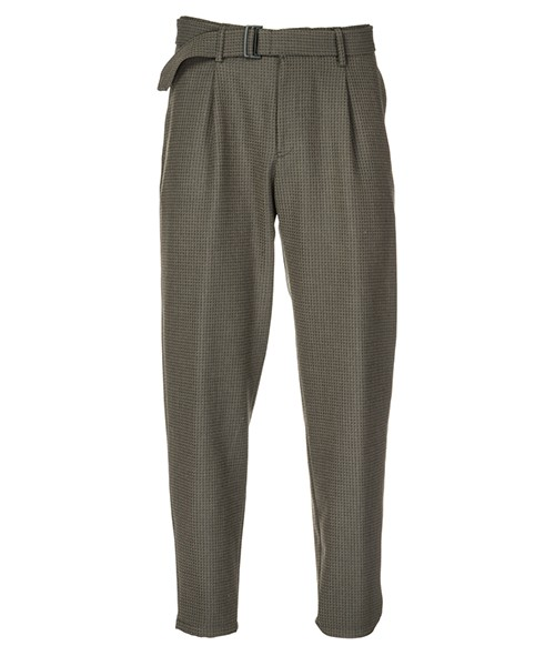 Trousers Emporio Armani 11P02S11846 marrone