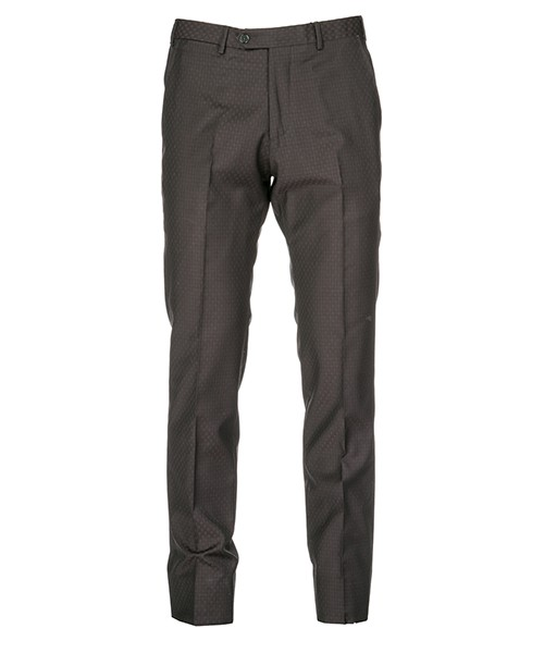 Trousers Emporio Armani 11P0B011684 marrone