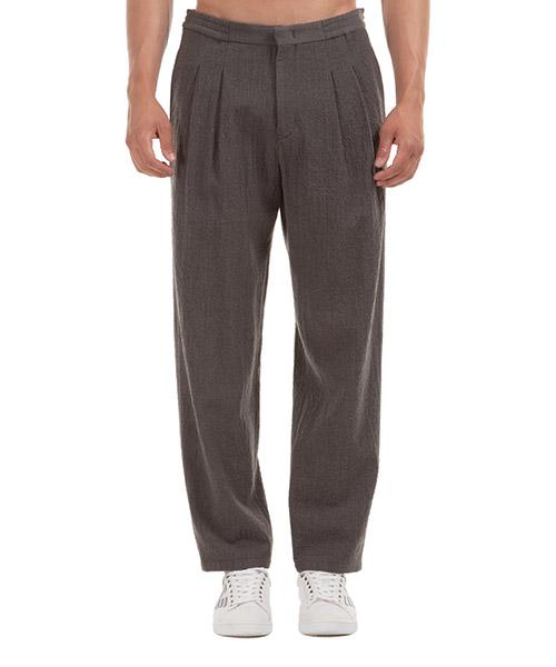 Pantalones Emporio Armani 11P62S11S24 grigio