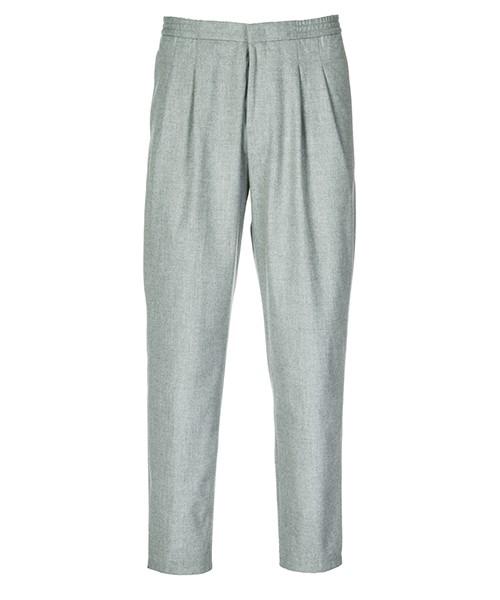 Trousers Emporio Armani 11P62S11S51 grigio