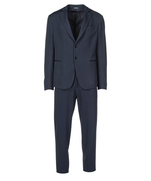 Vestido Emporio Armani 11VFAC11637921 blu