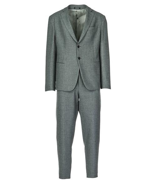 Vestido Emporio Armani 11VFAE11659626 grigio