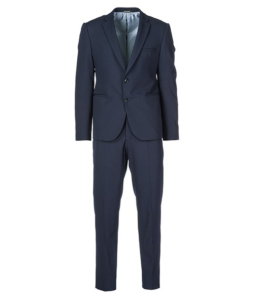 Vestido Emporio Armani 11VMJL11507921 blu