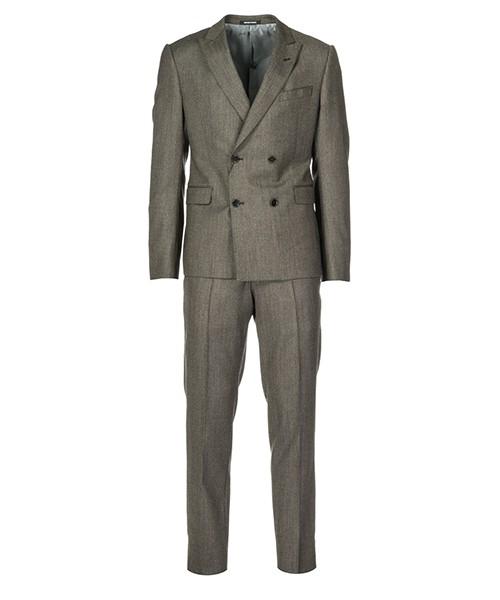 Kleid Emporio Armani 11VMLL11511465 marrone