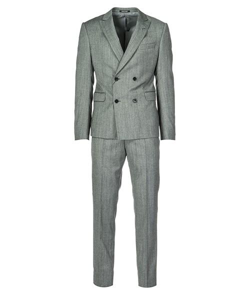 Vestido Emporio Armani 11VMLL11669620 grigio