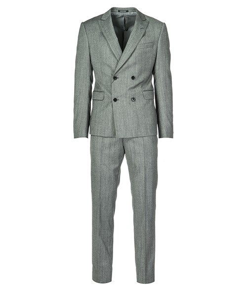 Kleid Emporio Armani 11VMLL11669620 grigio