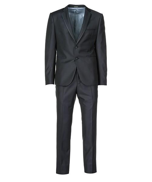 Kleid Emporio Armani 11VMTP11505922 blu