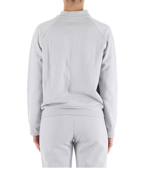 Women's sweatshirt zip up secondary image