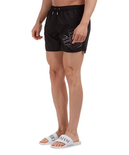 Men's boxer swimsuit bathing trunks swimming suit secondary image