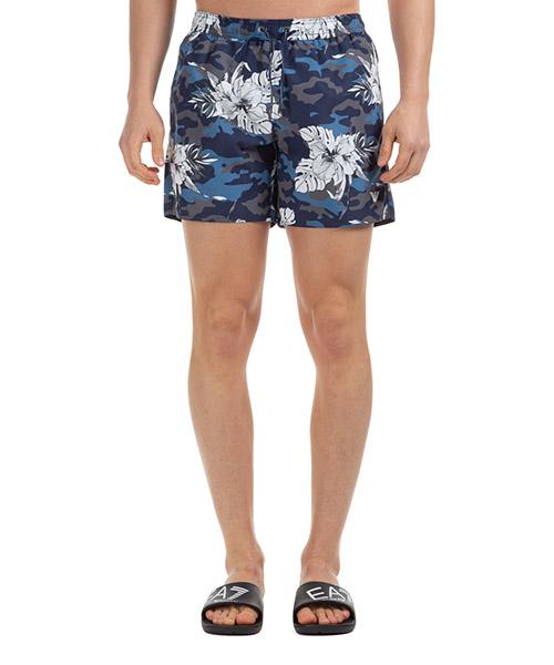 Swimming trunks Emporio Armani 2117400P44170820 blu