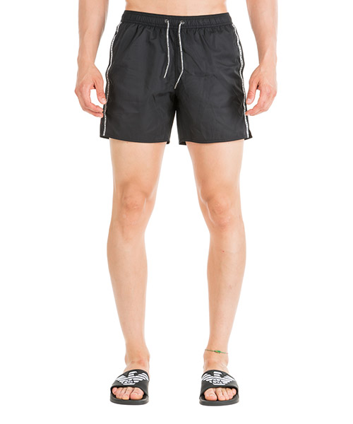 Swimming trunks Emporio Armani 2117409P42000020 black